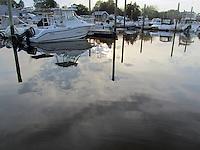 Boatyard near Main St.