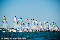 US Sailing Team Sperry Top-Sider at ISAF Sailing World Cup Miami