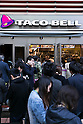 Taco Bell opens its second Japanese store