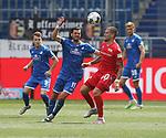Florian Grillitsch (TSG 1899 Hoffenheim) und Robert Andrich (1.FC Union Berlin)<br /> <br /> Sport: Fussball: Bundesliga: Saison 19/20: TSG 1899 Hoffenheim-1.FC Union Berlin, 20.06.2020.<br /> <br /> Foto: RALF POLLER/AVANTI/POOL/PIX-Sportfotos<br /> <br /> Nur für journalistische Zwecke! Only for editorial use! <br /> Gemäß den Vorgaben der DFL Deutsche Fußball Liga ist es untersagt, in dem Stadion und/oder vom Spiel angefertigte Fotoaufnahmen in Form von Sequenzbildern und/oder videoähnlichen Fotostrecken zu verwerten bzw. verwerten zu lassen. DFL regulations prohibit any use of photographs as image sequences and/or quasi-video.