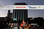 Sandisk workers participate in the Light The Night fund raising event in San Jose, Calif., Saturday, Oct. 19, 2013. (Photo by Paul Sakuma, Paul Sakuma Photography) www.paulsakuma.com