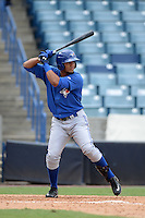 Toronto Blue Jays outfielder Juan Tejada (21) during an Instructional League game against the New York Yankees on September 24, 2014 at George M. Steinbrenner Field in Tampa, Florida.  (Mike Janes/Four Seam Images)