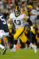 STATE COLLEGE, PA - NOVEMBER 05:  The Penn State Nittany Lions defeated the Iowa Hawkeyes 41-14 on November 5, 2016 at Beaver Stadium in State College, PA. (Photo by Randy Litzinger/Icon Sportswire)