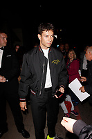 LONDON, ENGLAND - SEPTEMBER 10 :  Joey Essex leaves the TV Choice Awards 2018, at The Dorchester hotel, on September 10, 2018 in London, England.<br /> CAP/AH<br /> &copy;AH/Capital Pictures