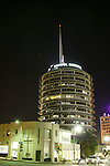 Capitol Records Building, Hollywood, CA