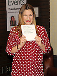 Drew Barrymore at Barnes & Noble in The Grove for her new photo book signing. Los Angeles Ca. on January 15, 2014.