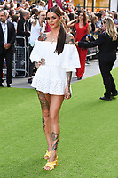 """Daylle Sargeant<br /> The premiere of """"The Festival"""" at Cineworld Leicester Square<br /> <br /> ©Ash Knotek  D3419  13/08/2018"""