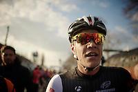 Jasper Stuyven (BEL) post-race<br /> <br /> GP Le Samyn 2014