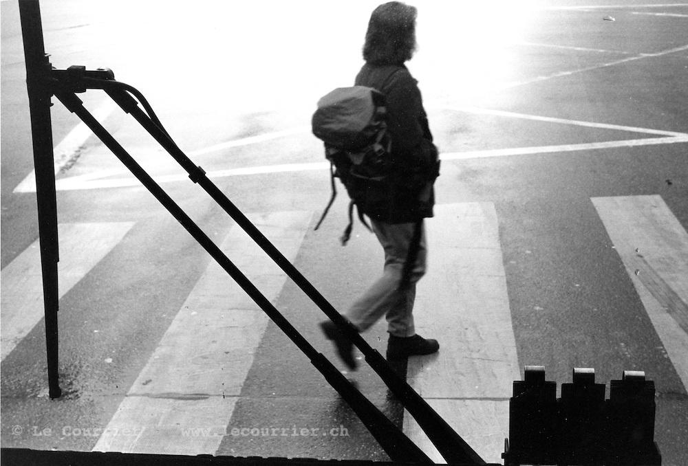 Genève, le 02.1996. .© Interfoto