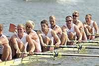 Henley, GREAT BRITAIN, Thames Challenge Cup, Leander Club, 2008 Henley Royal Regatta  on Saturday, 05/07/2008,  Henley on Thames. ENGLAND. [Mandatory Credit:  Peter SPURRIER / Intersport Images] Rowing Courses, Henley Reach, Henley, ENGLAND . HRR