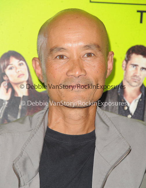Long Nguyen at The CBS Films L.A. Premiere of Seven Psychopaths Premiere held at The Bruin Theatre in Westwood, California on October 01,2012                                                                               © 2012 Hollywood Press Agency