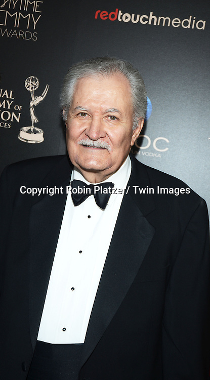 John Aniston attends The 40th Annual Daytime Emmy Awards on<br />  June 16, 2013 at the Beverly Hilton Hotel in Beverly Hills, California. <br /> photo by Robin Platzer/ Twin Images<br /> <br /> 212-935-0770
