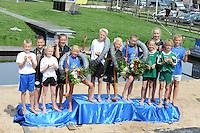 FIERLJEPPEN: IJLST: 01-08-205, Fries Kampioenschap,  ©foto Martin de Jong