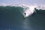 Surfing Mavericks