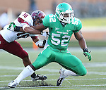 9/22/12 Troy Trojans vs North Texas Mean Green Football