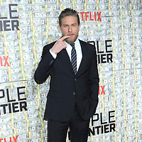 "03 March 2019 - New York, New York - Charlie Hunnam. The World Premiere of ""Triple Frontier"" at Jazz at Lincoln Center. Photo Credit: LJ Fotos/AdMedia"