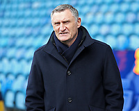 Blackburn Rovers manager Tony Mowbray looks on before kick off<br /> <br /> Photographer David Shipman/CameraSport<br /> <br /> The EFL Sky Bet Championship - Sheffield Wednesday v Blackburn Rovers - Saturday 16th March 2019 - Hillsborough - Sheffield<br /> <br /> World Copyright &copy; 2019 CameraSport. All rights reserved. 43 Linden Ave. Countesthorpe. Leicester. England. LE8 5PG - Tel: +44 (0) 116 277 4147 - admin@camerasport.com - www.camerasport.com