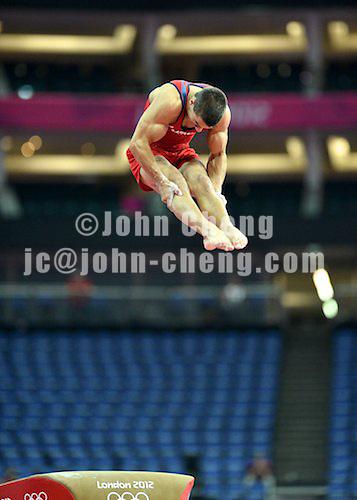 London Olympics 2012  Gymnastics