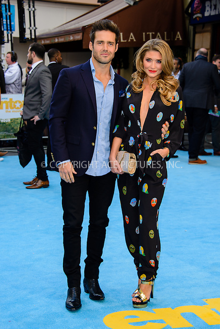 WWW.ACEPIXS.COM<br /> <br /> June 9 2015, London<br /> <br /> Spencer Matthews and Lauren Hutton arriving at The European Premiere of Entourage at the Vie West End on June 9 2015 in London<br /> <br /> By Line: Famous/ACE Pictures<br /> <br /> <br /> ACE Pictures, Inc.<br /> tel: 646 769 0430<br /> Email: info@acepixs.com<br /> www.acepixs.com
