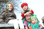 The Farrell Family at the 2011 St.Patrick's Day Parade in Drogheda...(Photo credit should read Jenny Matthews/www.newsfile.ie)....This Picture has been sent you under the conditions enclosed by:.Newsfile Ltd..The Studio,.Millmount Abbey,.Drogheda,.Co Meath..Ireland..Tel: +353(0)41-9871240.Fax: +353(0)41-9871260.GSM: +353(0)86-2500958.email: pictures@newsfile.ie.www.newsfile.ie.