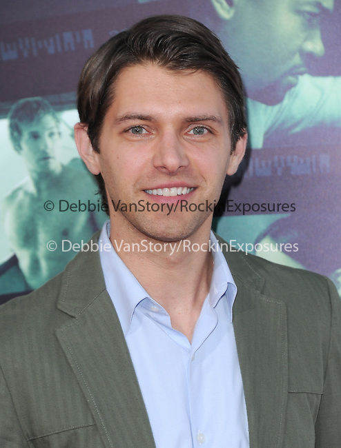 Ryan Devlin attends The Warner Bros. L.A. Premiere of Veronica Mars Movie held at The TCL Chinese Theatre in Hollywood, California on March 12,2014                                                                               © 2014 Hollywood Press Agency
