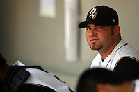 July 16 2008: Sean O'Sullivan of the Rancho Cucamonga Quakes during game against the High Desert Mavericks at The Epicenter in Rancho Cucamonga,CA.  Photo by Larry Goren/Four Seam Images