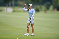 SINGAPORE - FEBRUARY 01: Azahara Munoz of Spain on the 16th fairway during the second round of the HSBC Women's World Championship 2019 at Sentosa Golf Club - Tanjong Course, Singapore on March 01, 2019.<br /> .<br /> .<br /> .<br /> (Photo by: Naratip Golf Srisupab/SEALs Sports Images)<br /> .<br /> Any image use must include a mandatory credit line adjacent to the content which should read: Naratip Golf Srisupab/SEALs Sports Images
