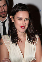 MIAMI, FL - NOVEMBER 8: Rumer Willis at the grand opening of the SLS Hotel South Beach in Miami, Florida. November 8, 2012. Credit: Majo Grossi/MediaPunch Inc. /NortePhoto