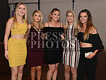 Vivienne Sheridan celebrating her 21st birthday in Brú with friends Grainne Fox, Megan Cooney, Ciara Rothwell and Gina Fox. Photo:Colin Bell/pressphotos.ie