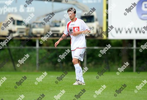 2012-06-27 / Voetbal / seizoen 2012-2013 / SK Rapid Leest / Bart Van Campenhout..Foto: Mpics.be