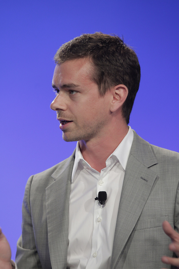 Creator, Co-Founder and Chairman of Twitter Jack Dorsey in addition to being the CEO and Co-Founder of Square  speaks at DEMO in Santa Clara, Calif., Wednesday Sept. 15, 2011
