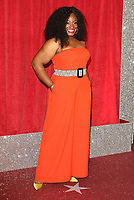 Sandra Marvin at The British Soap Awards 2019 arrivals. The Lowry, Media City, Salford, Manchester, UK on June 1st 2019<br /> CAP/ROS<br /> ©ROS/Capital Pictures