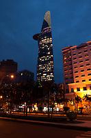Bitexco Building Saigon Vietnam