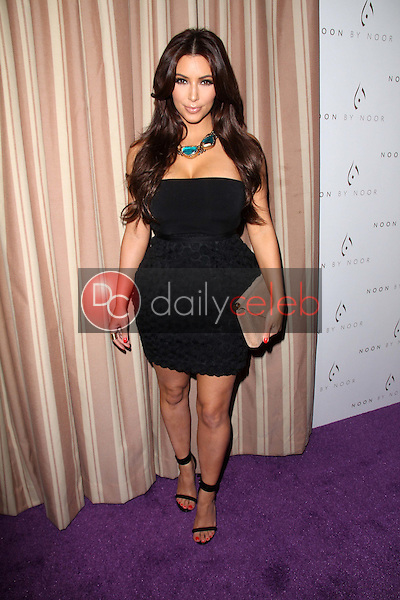 Kim Kardashian<br /> at the Noon By Noor Launch Event, Sunset Tower Hotel, West Hollywood, CA 07-20-11<br /> David Edwards/DailyCeleb.com 818-249-4998