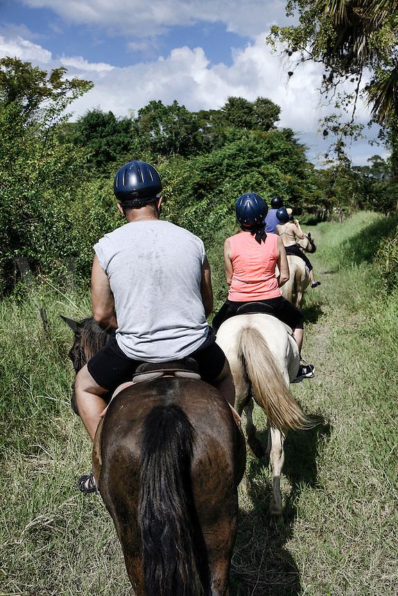 Horseback riding, Jamaica