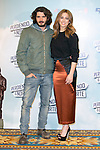 "Yon Gonzalez and Blanca Suarez attend the ""Perdiendo El Norte"" Movie Presentation at Intercontinental Hotel, Madrid,  Spain. March 03, 2015.(ALTERPHOTOS/)Carlos Dafonte)"