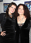 Hannah Manchester & Melissa Manchester .attending the Broadway Opening Night Performance of 'LEAP OF FAITH' on 4/26/2012 at the St. James Theatre in New York City. © Walter McBride/WM Photography .