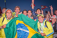 Brazilian IST is celebrating after the IST opening Ceremony