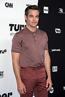NEW YORK, NY - MAY 16: Chris Pine at Turner Upfront 2018 at Madison Square Garden in New York. May 16, 2018 Credit: RW/MediaPunch