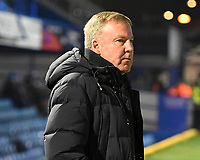 Portsmouth Manager Kenny Jackett during Portsmouth vs Northampton Town, Leasing.com Trophy Football at Fratton Park on 3rd December 2019