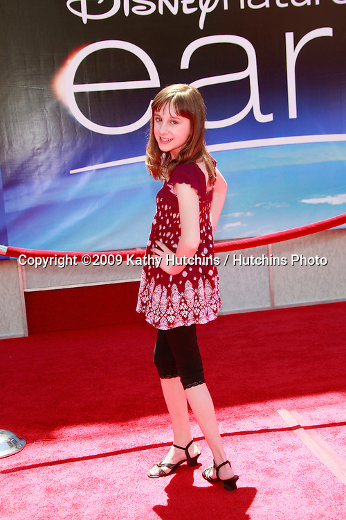 "Allisyn Ashley Arm arriving ""Earth"" World Premiere.at the El Capitan Theatre.April 18, 2009 - Hollywood, California.©2009 Kathy Hutchins / Hutchins Photo....                ."