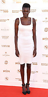 Sheila Atim at The Old Vic Bicentenary Ball held at The Old Vic, The Cut, Lambeth, London, England, UK on Sunday13 May 2018.<br /> CAP/MV<br /> &copy;Matilda Vee/Capital Pictures