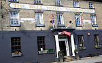 The Bell Hotel at Saxmundham, Suffolk, England
