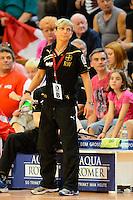 Trainerin Renate Wolf (TSV)