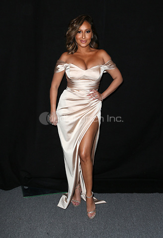 PASADENA, CA - April 30: Adrienne Bailon, At 44th Annual Daytime Emmy Awards Roaming At The Pasadena Civic Auditorium In California on April 30, 2017. Credit: FS/MediaPunch