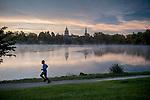 BJ 10.19.16 Sunrise 10565.JPG by Barbara Johnston/University of Notre Dame
