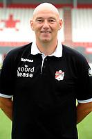 EMMEN - Voetbal, Presentatie FC Emmen, Jens vesting, seizoen 2017-2018, 24-07-2017, Ricard Moes