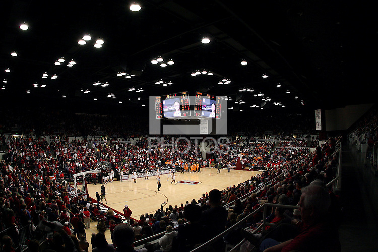 22 December 2007: Maples Pavilion during Stanford's 73-69 win over Tennessee at Maples Pavilion in Stanford, CA.