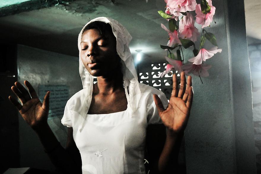 haiti, la foi comme dernier refuge