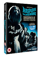 Rasputin: The Mad Monk (1966) <br /> DVD COVER ART<br /> *Filmstill - Editorial Use Only*<br /> CAP/KFS<br /> Image supplied by Capital Pictures